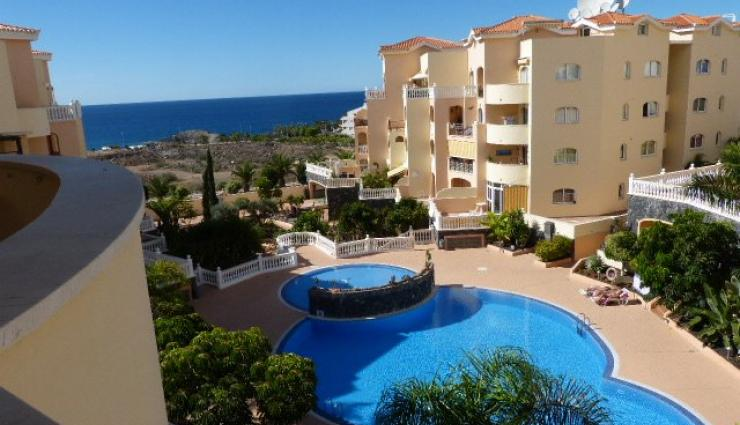 Wonderful apartment with sea views - Los Cristianos